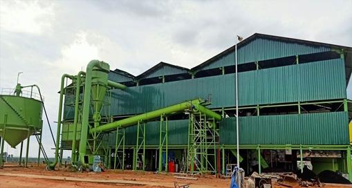 Construction,epc, pabrik gula